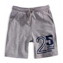 Chlapecké šortky Mix´nMATCH GRAND PRIX šedé Velikost: 98
