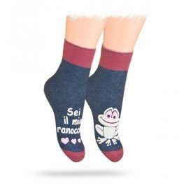 WOLA Ponožky ŽÁBA Velikost: 21-23