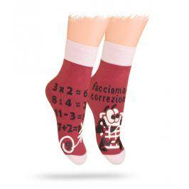 WOLA Ponožky POČÍTÁNÍ Velikost: 21-23