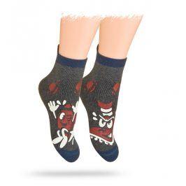 WOLA Ponožky KOPAČKA + MÍČ Velikost: 21-23