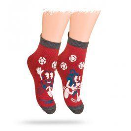 WOLA Ponožky FOTBAL Velikost: 21-23