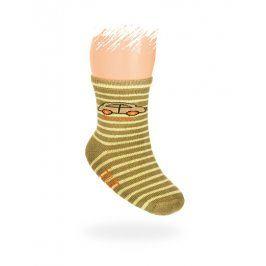 WOLA Kojenecké ponožky vzor AUTÍČKO Velikost: 12-14