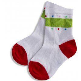 Dívčí vzorované ponožky GATTA PTÁČEK Velikost: 21-23