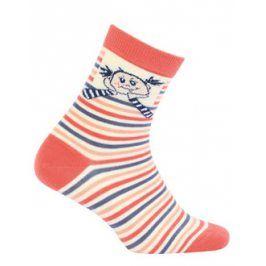 Vzorované dívčí ponožky GATTA HOLČIČKA Velikost: 27-29