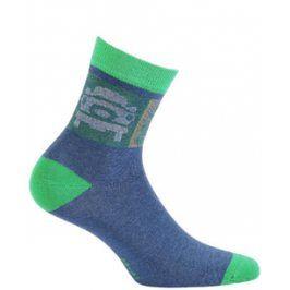 Chlapecké ponožky GATTA vzor AUTA Velikost: 33-35