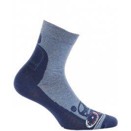 Chlapecké vzorované ponožky GATTA Velikost: 27-29