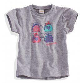 Dívčí tričko Dirkje FABULOUS šedé Velikost: 98
