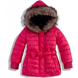 Dívčí zimní bunda DIRKJE Velikost: 56