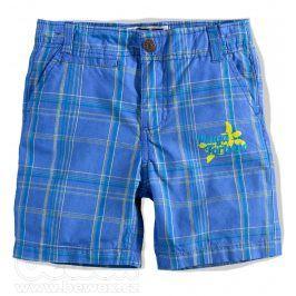 Chlapecké šortky BOYSTAR KOSTKA modré Velikost: 116
