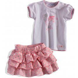 Dívčí kojenecký set DIRKJE Velikost: 62