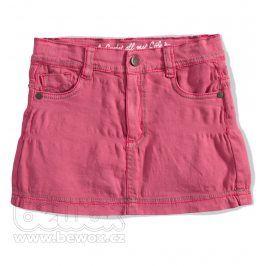 Dívčí riflová sukně GIRLSTAR růžová Velikost: 92-98