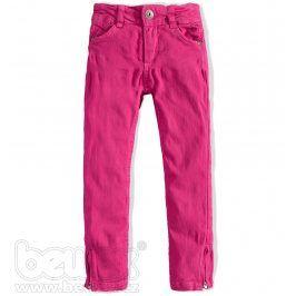 Dívčí barevné džíny GIRLSTAR růžové Velikost: 110