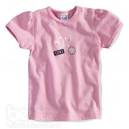 Kojenecké tričko DIRKJE Velikost: 56