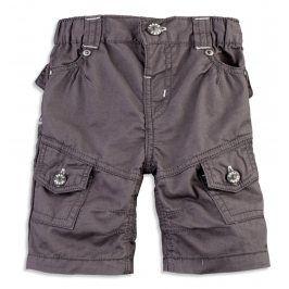 Chlapecké šortky DIRKJE CARGO tmavě šedé Velikost: 74