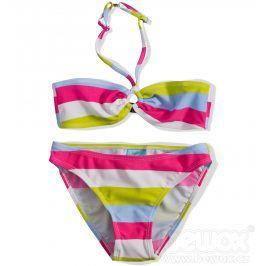 GIRLSTAR Dívčí 2dílné plavky Velikost: 176