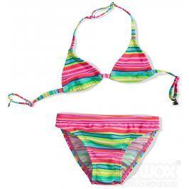 GIRLSTAR Dívčí plavky 2dílné Velikost: 92-98