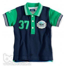 Tričko s límečkem Minoti Velikost: 80-86
