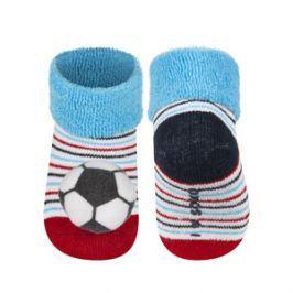 SOXO Ponožky s chrastítkem MÍČ Velikost: 16-18