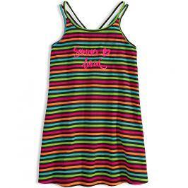 Dívčí šaty LOSAN SUMMER proužkované Velikost: 152