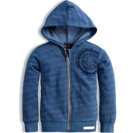 Dětská mikina DIRKJE SEAMAN modrá Velikost: 68