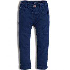Dětské kalhoty MINOTI AUTO modré Velikost: 80-86