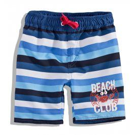 Chlapecké plavky Knot So Bad BEACH CLUB modrý proužek Velikost: 110