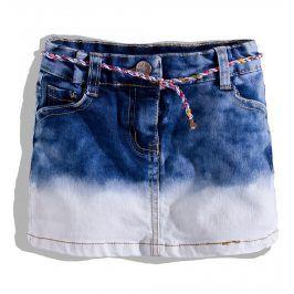 KNOT SO BAD Dívčí džínová sukně Velikost: 92