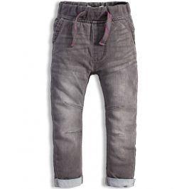 Dětské džíny MINOTI FLY šedé Velikost: 74-80