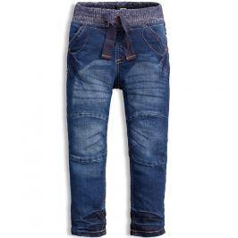 Chlapecké džíny MINOTI TRECK modré Velikost: 86-92