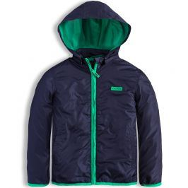Dětská šusťáková bunda LOSAN modrá Velikost: 164