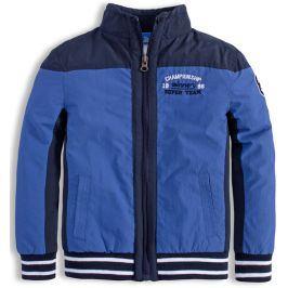 Chlapecká bunda KNOT SO BAD WINNER modrá Velikost: 92
