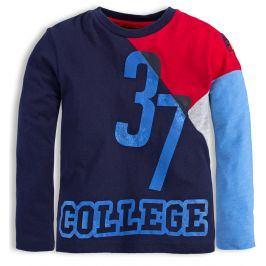 Chlapecké triko Mix´nMATCH COLLEGE modré Velikost: 98