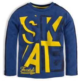 Chlapecké triko Mix´nMATCH SKATE modré Velikost: 98