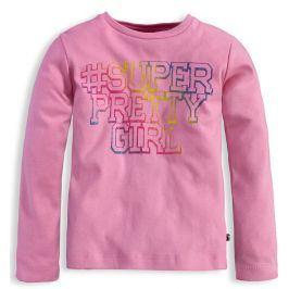 Dívčí triko Mix´nMATCH LEADER růžové Velikost: 110
