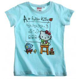 HELLO KITTY tričko s krátkým rukávem Velikost: 116