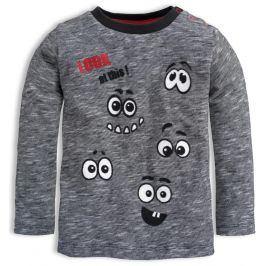 Chlapecké triko KNOT SO BAD LOOK šedé Velikost: 62