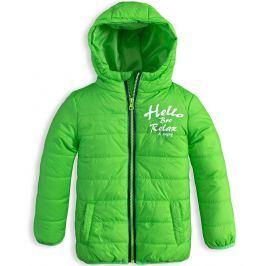 Chlapecká bunda KNOT SO BAD HELLO zelená Velikost: 92