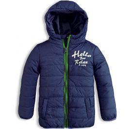 Chlapecká bunda KNOT SO BAD HELLO modrá Velikost: 128