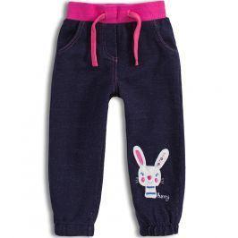 Kalhoty pro holčičky Mix´nMATCH BUNNY růžový pas Velikost: 86