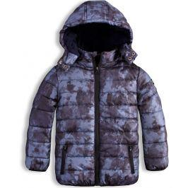 Chlapecká bunda KNOT SO BAD ORIGINAL šedá Velikost: 92