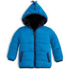 Dětská prošívaná bunda KNOT SO BAD ANIMALS modrá Velikost: 68