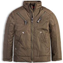 Chlapecká zimní bunda E-BOUND INDUSTRIES khaki Velikost: 98