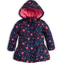 Dětská zimní bunda LOSAN KYTIČKY modrá Velikost: 80