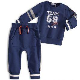 Chlapecká souprava DIRKJE FRESH TEAM modrá jeans Velikost: 56