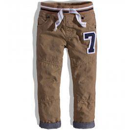 Chlapecké plátěné kalhoty Minoti FOOTY Velikost: 86-92