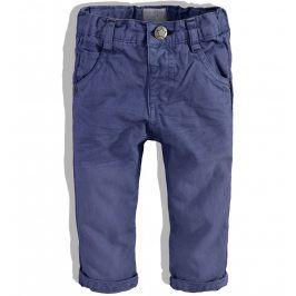 Chlapecké kalhoty Babaluno FOX tmavě modré Velikost: 86-92