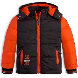 Chlapecká zimní bunda LOSAN SKATE oranžová Velikost: 98