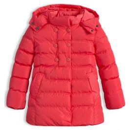 Dívčí zimní bunda LEMON BERET DUBARRY oranžová Velikost: 92-98