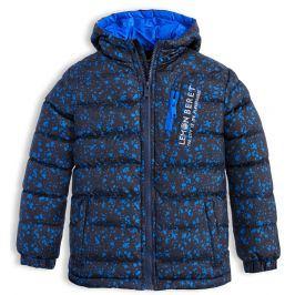 Chlapecká zimní bunda LEMON BERET CITY černá Velikost: 140