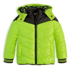 Chlapecká zimní bunda LOSAN URBAN neon Velikost: 92